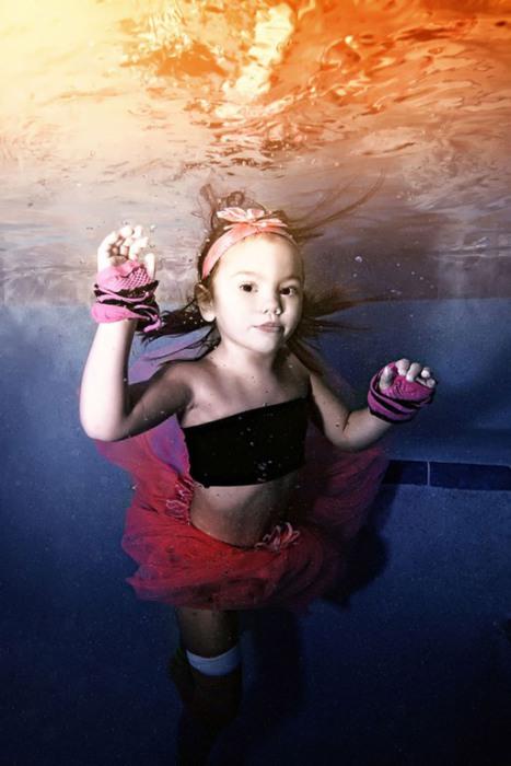 Маленькая танцовщица. Adam Opris.