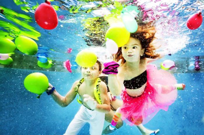 Воздушные шары. Adam Opris.