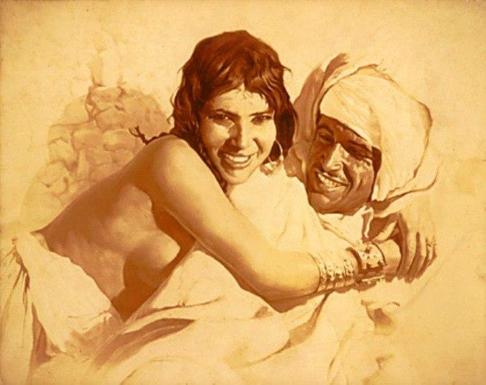 Потрясающие картины Адама Стыка.