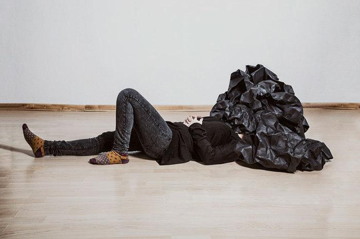 Усталость. Автор идеи и фото: Адриана Наполитано (Adriana Napolitano).