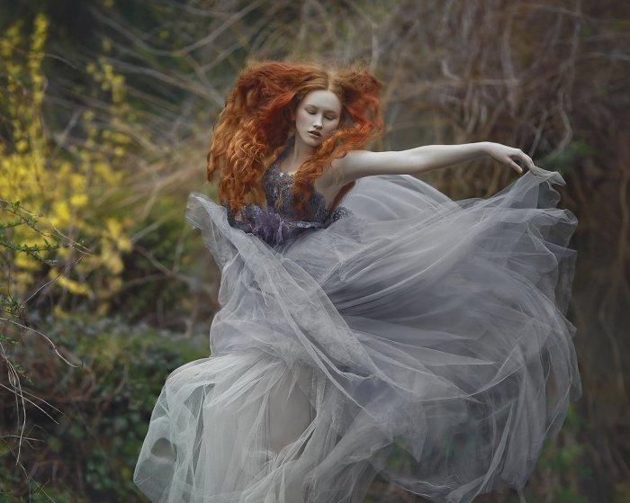 Осень. Автор: Agnieszka Lorek.
