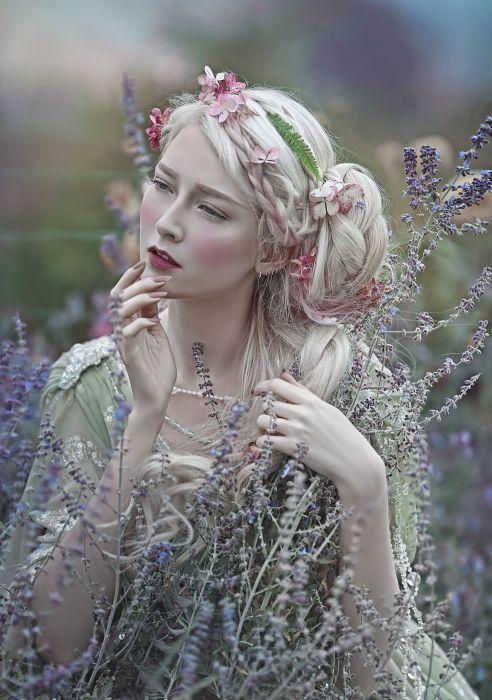 Сказочный образ. Автор: Agnieszka Lorek.