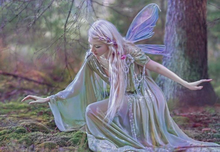 Дух леса. Автор: Agnieszka Lorek.