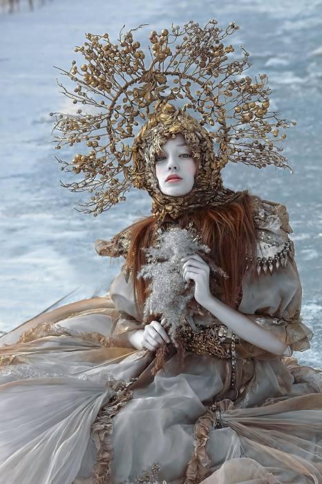 Зима. Автор: Agnieszka Lorek.