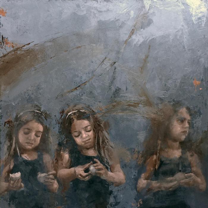 Превращаясь в прах. Автор: Агнешка Пилат (Agnieszka Pilat).