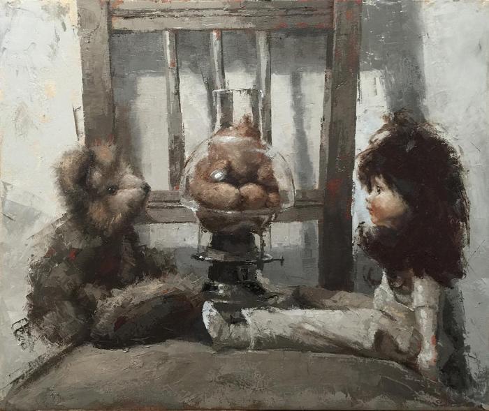 Ностальгия. Автор: Агнешка Пилат (Agnieszka Pilat).