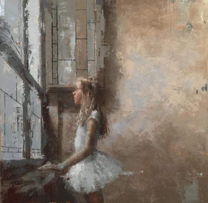 Звук времени. Автор: Агнешка Пилат (Agnieszka Pilat).