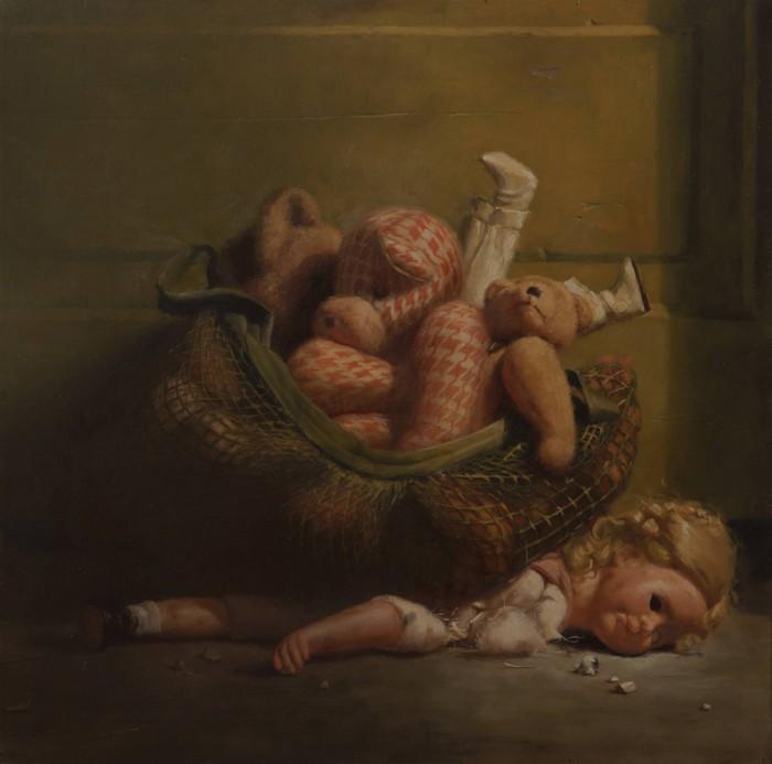 Отголоски прошлого. Автор: Агнешка Пилат (Agnieszka Pilat).