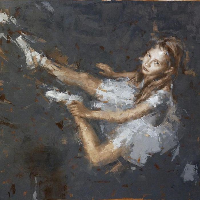 Река сомнений. Автор: Агнешка Пилат (Agnieszka Pilat).