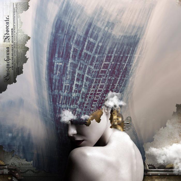 Большие города. Автор: Aidan Sartin Conte.
