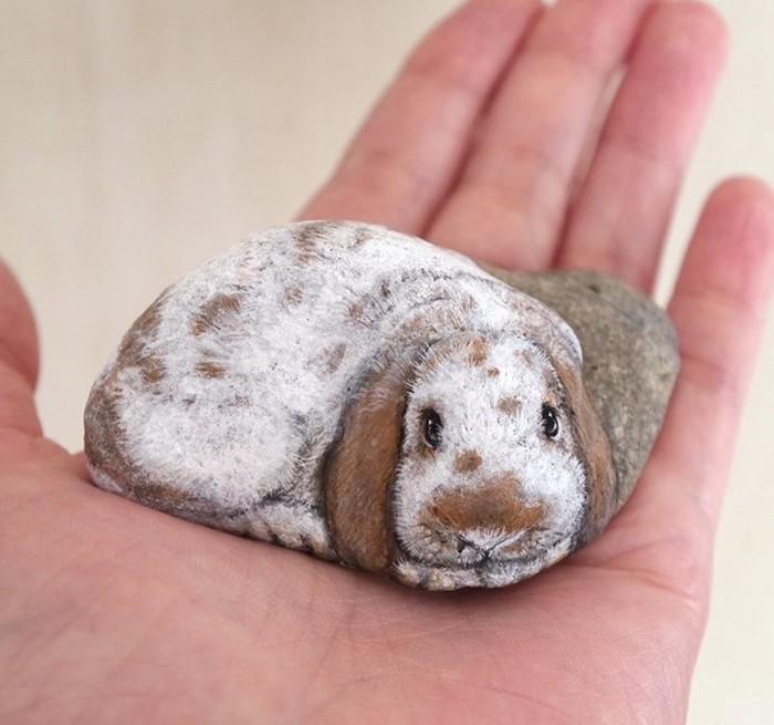 Кролик. Автор: Akie Nakata.