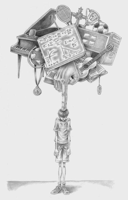 Багаж знаний. Автор: Al Margen.