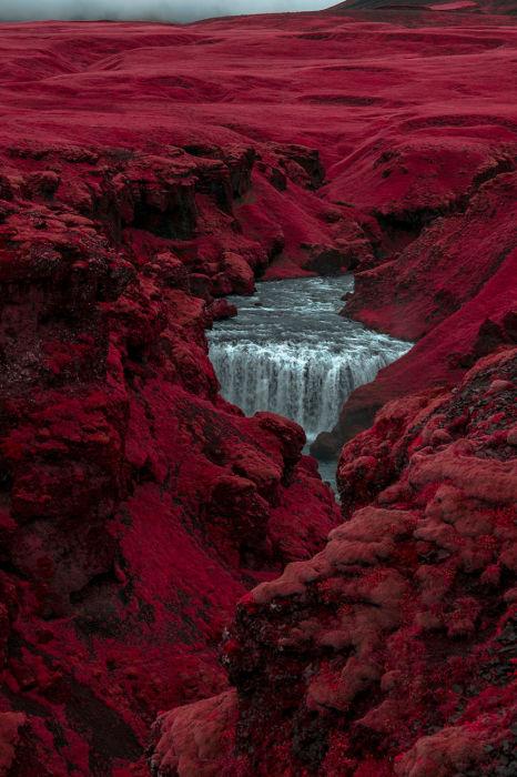 Багрянные горы. Автор: Al Mefer.