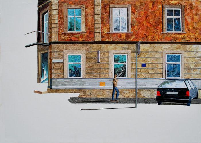 Перекур. Автор: Albin Talik.