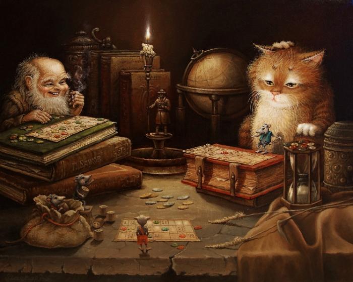 Барабанные палочки. Автор: Александр Маскаев.