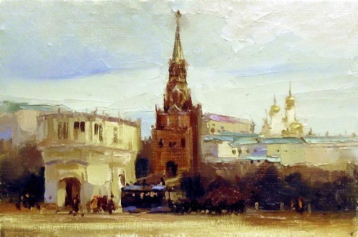 Башня. Автор: Алексей Шалаев.
