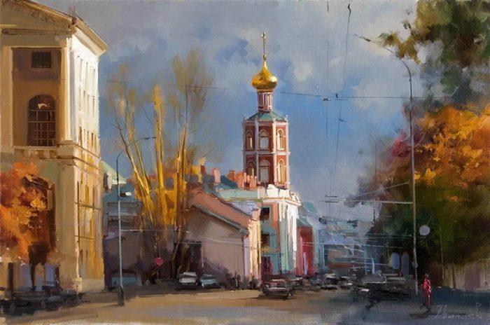 Петровка. Автор: Алексей Шалаев.