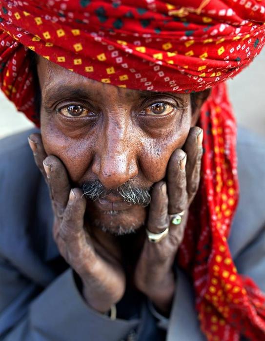 Старец. Фото Alessandro Bergamin.