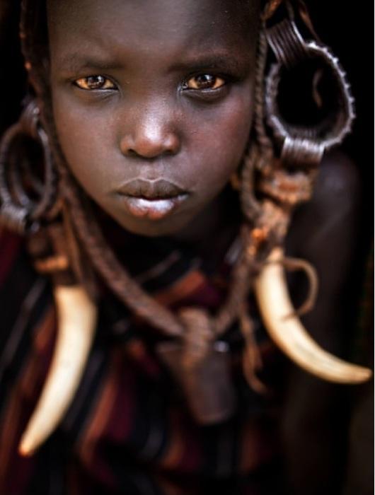 Красота по-африкански. Фото Alessandro Bergamini.