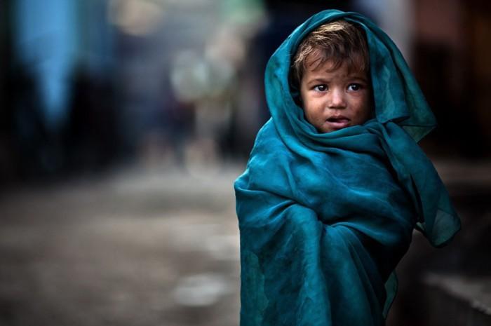 Ребенок. Фото Alessandro Bergamini.