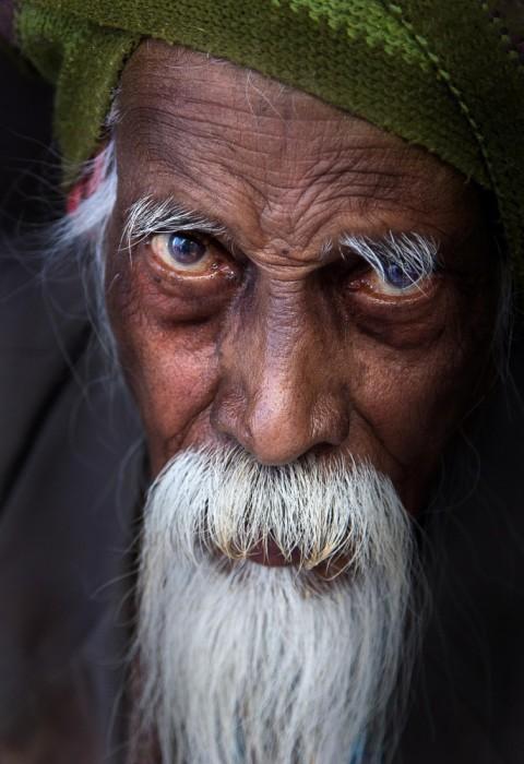 Старик. Фото Alessandro Bergamin.