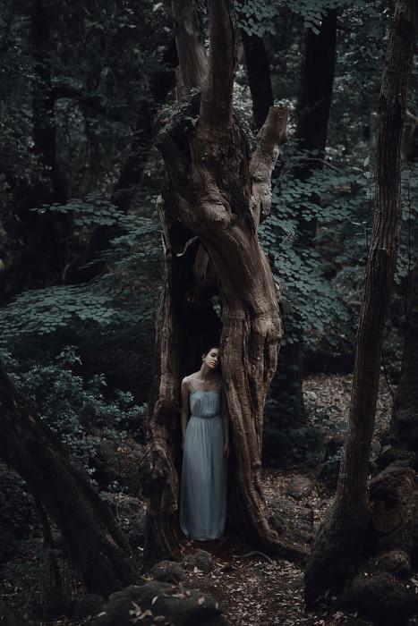 В гармонии с природой. Автор фото: Алессио Альби (Alessio Albi).