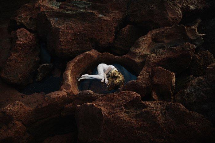 В объятиях природы. Автор фото: Алессио Альби (Alessio Albi).
