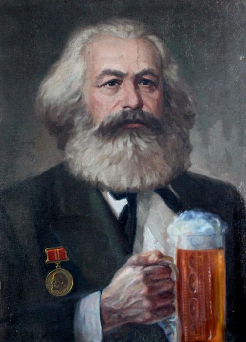 Карл Фридрих Маркс. Автор: Александр Ботвинов.