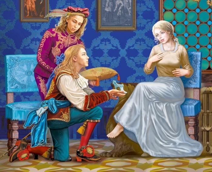 Книжные иллюстрации Александра Яцкевича.