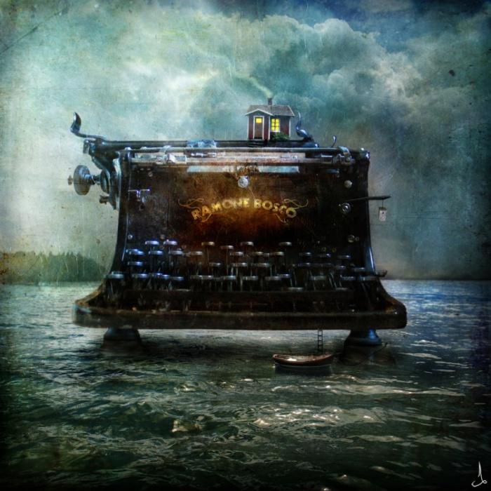 Дом Писателя. Автор: Александр Янссон (Alexander Jansson).