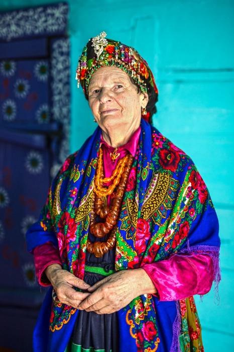 Русская (староверка), село Тарбагатай, Бурятия, Россия. Автор: Александр Химушин.