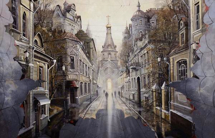 Грань хрупка. Автор: Александр Стародубов.