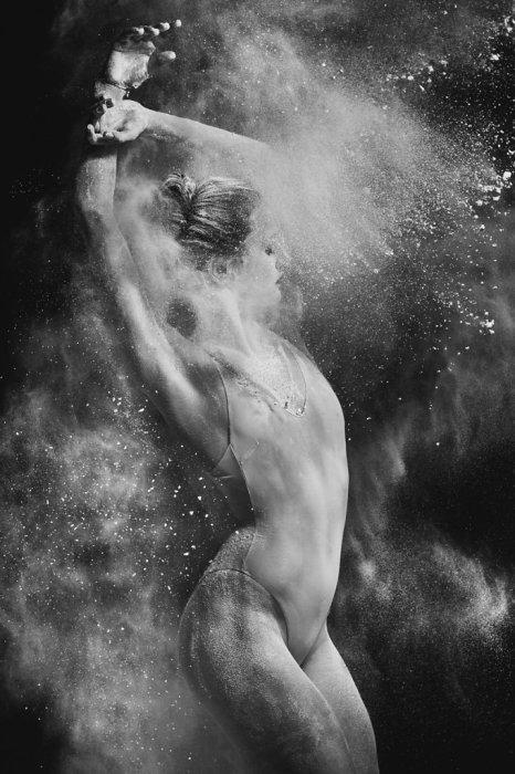 Танец. Автор: Александр Яковлев.