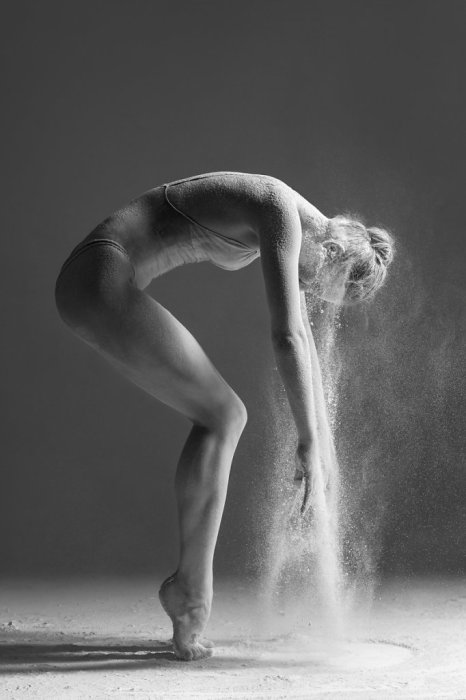 Красота в каждом движении. Автор: Александр Яковлев.