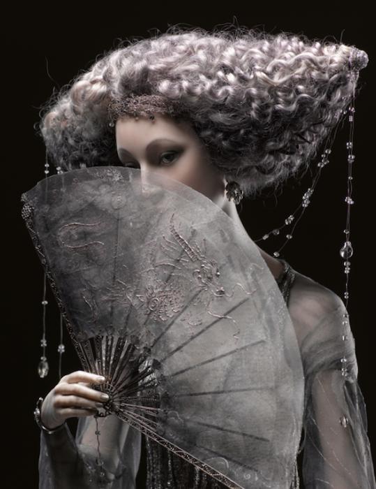 Амайя (Ночной дождь). Автор: Александра Кукинова.