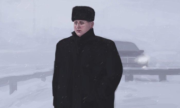 Октан. Автор: Александра Железнова.