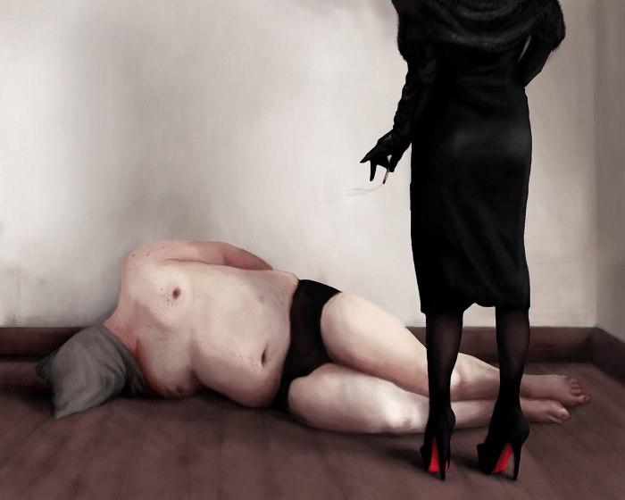 Господин Октан, госпожа Нефть. Автор: Александра Железнова.