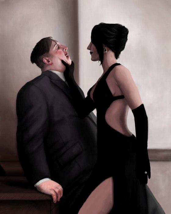 Господин Октан и госпожа Нефть. Автор: Александра Железнова.