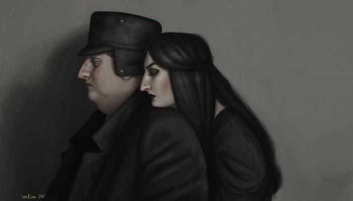 Коварная госпожа Нефть. Автор: Александра Железнова.