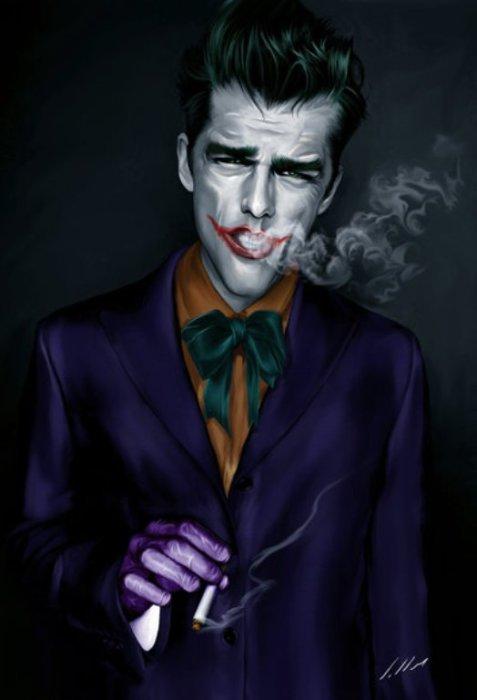 Джокер. Автор: Alexandre Salles.
