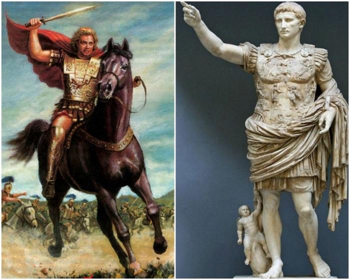 Александр Великий.