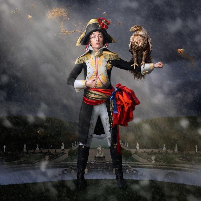 Наполеон Бонапарт. Автор фото: Алексия Синклер (Alexia Sinclair).