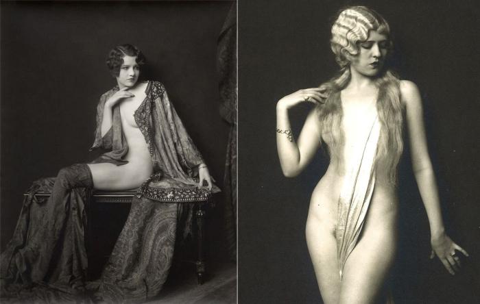 Ретро портреты роскошных женщин. Работы Альфреда Чейни Джонстона (Alfred Cheney Johnston).