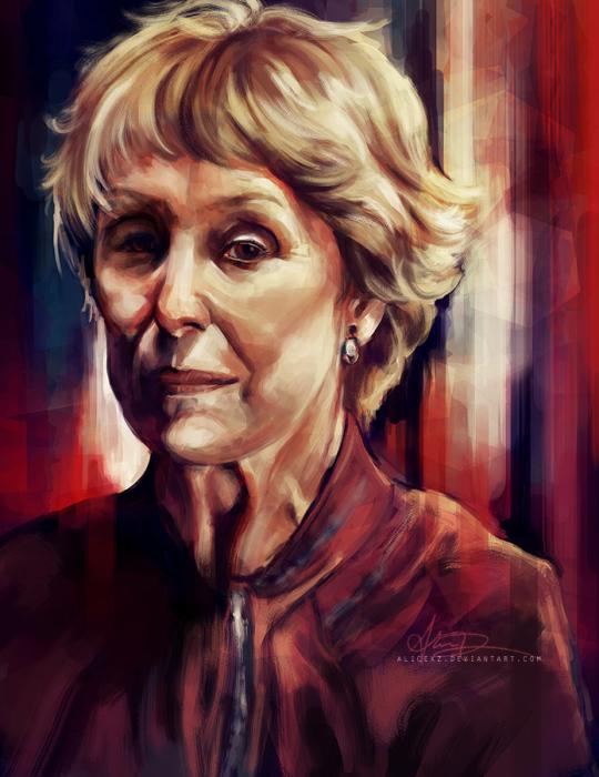 Шерлок: Миссис Хадсон. Автор: Alice X. Zhang.