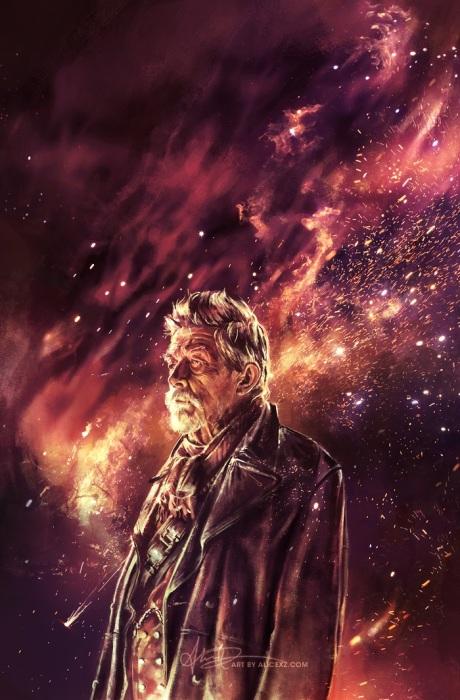 Доктор Кто: Одинокий Бог. Автор: Alice X. Zhang.