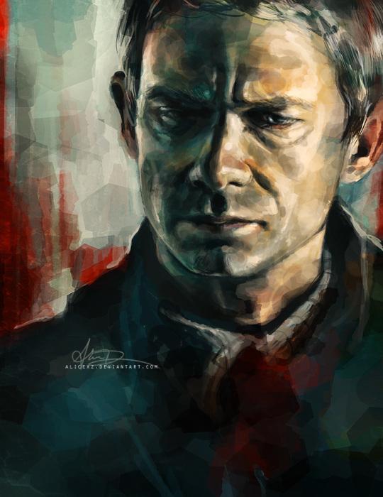 Шерлок: Доктор Ватсон. Автор: Alice X. Zhang.