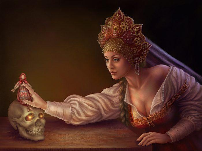 Кукла. Автор: Василина (Алла Холодилина).