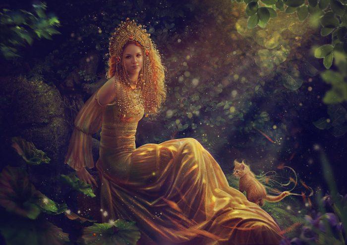 Злата Майя. Автор: Василина (Алла Холодилина).