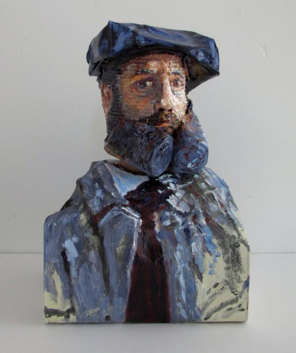 Клод Моне — французский живописец, один из основателей импрессионизма. Автор: Allan Rubin.