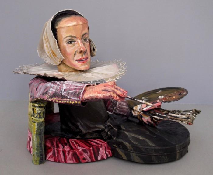 Юдит Янс Лейстер — нидерландская художница. Автор: Allan Rubin.